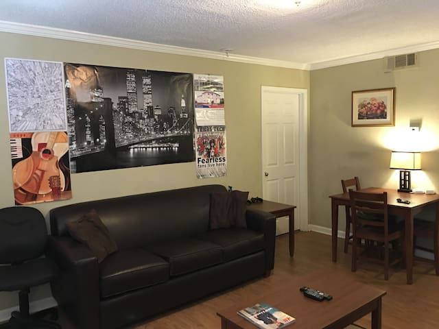 A safe and Cozy Haven - Lubbock - Apartment