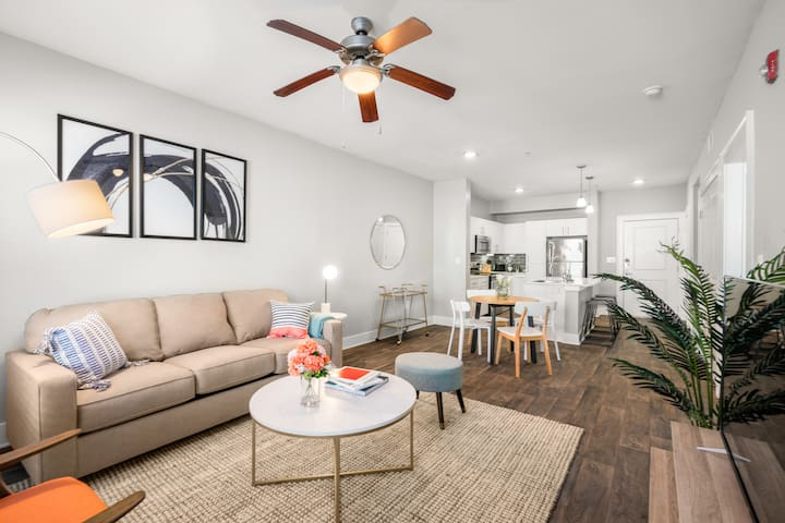 Kasa | Atlanta | 1BD/1BA Hip Apartment