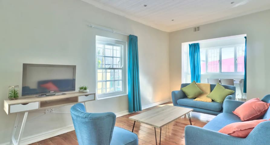 3 Bedroom furnished Apartment High Level Road
