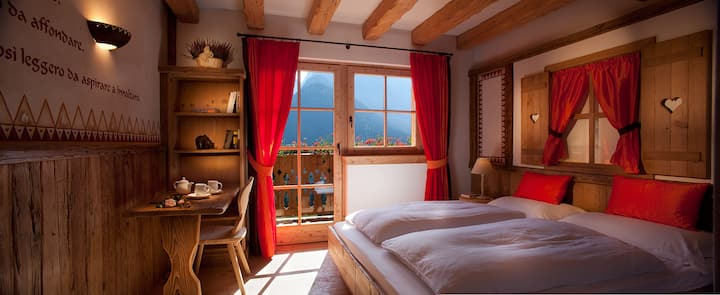 Relax a view Dolomites - Fogajard Lovely Chalet