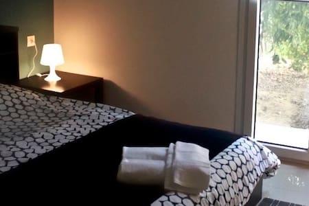 Confi bedroom in modern big apartment with yard 2 - Iraklio - Flat