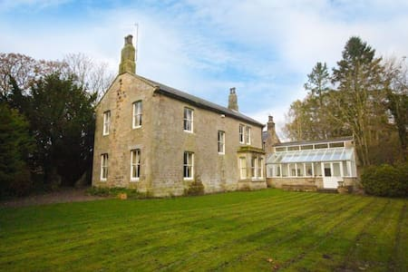 Rural Retreat and Elegant Living in Northumberland
