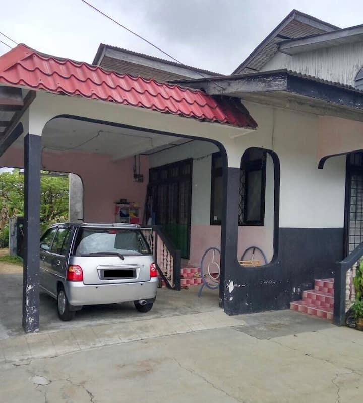 Cheap affordable homestay near Pasir Mas town