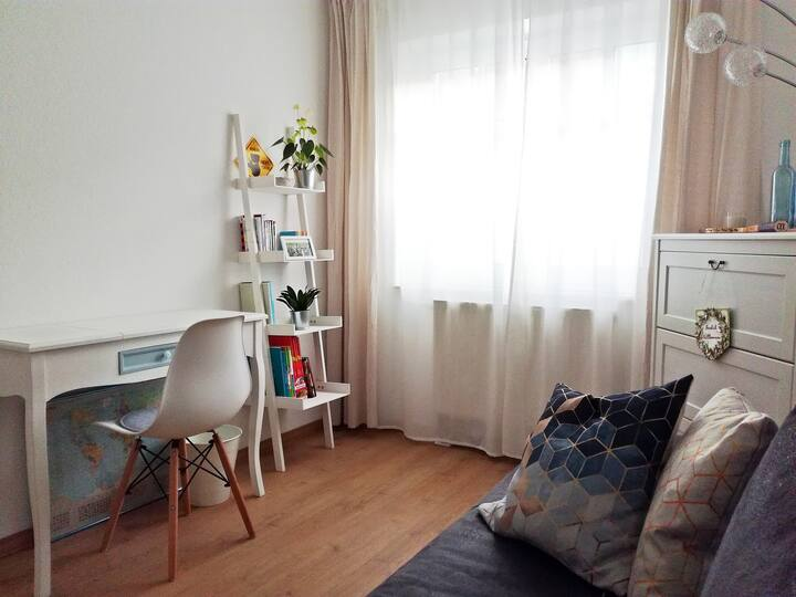 Gemütliches Zimmer im schönen Zentrum Wiedenbrücks