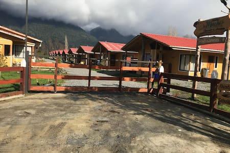 Disfruta de La Paz y tranquilidad en Cabañas Muchi