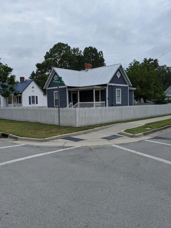 smART Blue Moon House