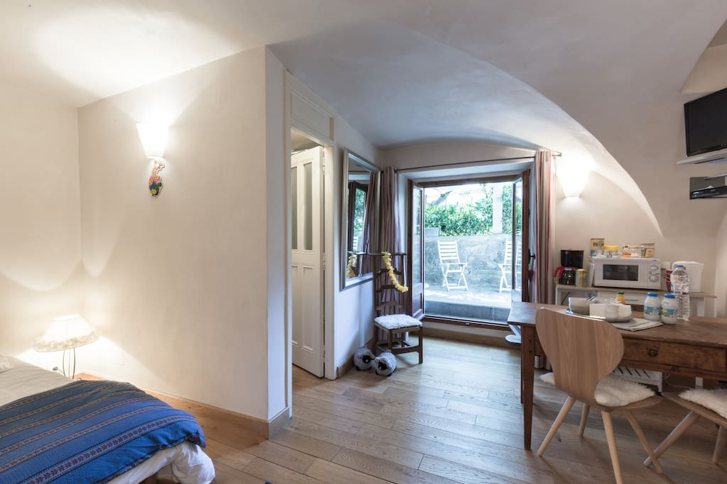 Bed breakfast du centre chambre d 39 h tes 2 chambres d - Chambres d hotes bourg saint maurice ...