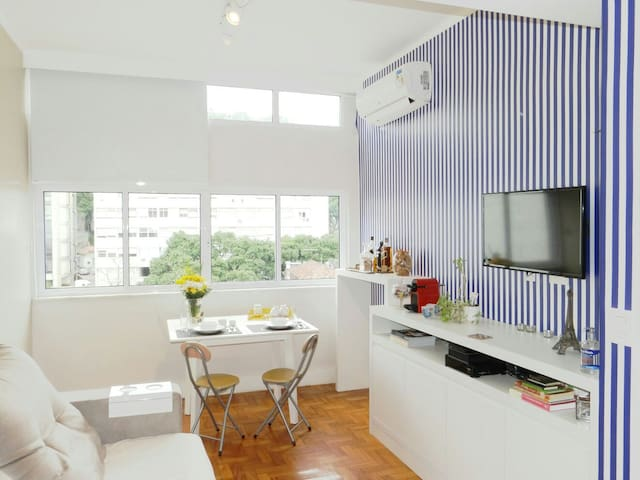 Lovely apartment in Lapa - Rio de Janeiro - Byt