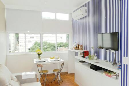 Lovely apartment in Lapa - Rio de Janeiro - Appartement