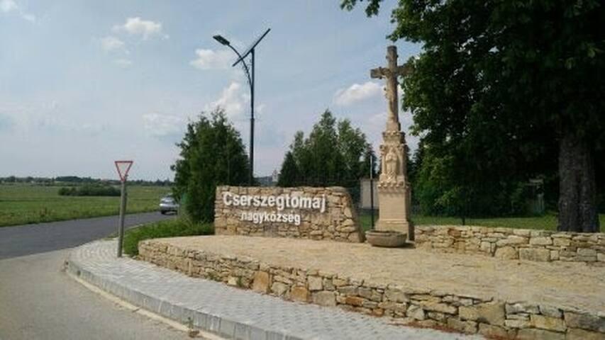 Het dorp / The village / Das Dorf