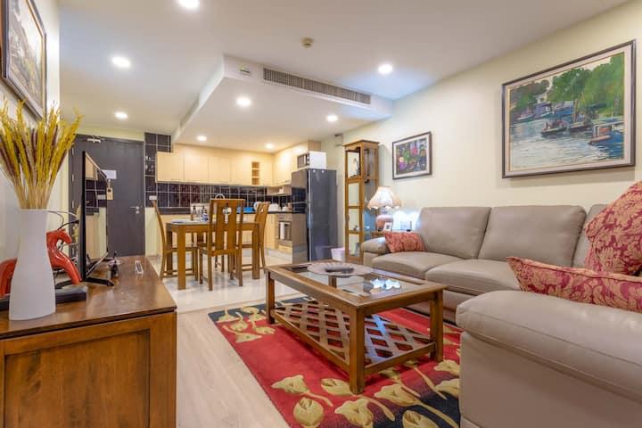 Citismart Luxury Apartments 2 BR 1 BT