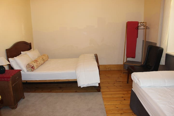Bedroom Three Double Bed and one Single Bed