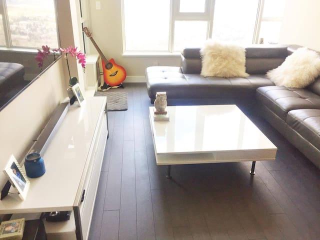 Luxury Room at Metrotown, Vancouver - Burnaby - Leilighet