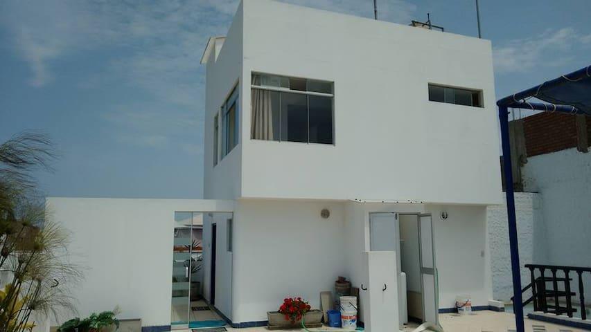 Departamento 2do. piso VISTA AL MAR, Punta Negra - Punta Negra - Apartament