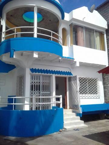 Casa de playa La Alajita