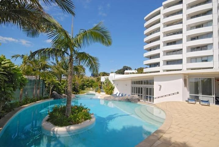 Parnell Piece of Paradise (With Pools, Spas, Gym) - Auckland - Appartement