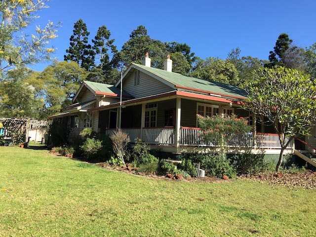 Pechey Homestead Jacaranda Cottage