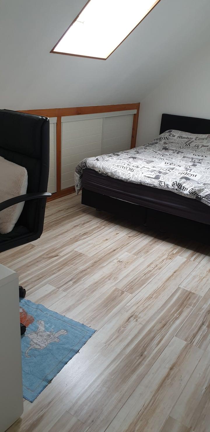 Chambres chez l habitant tout l étage disponible