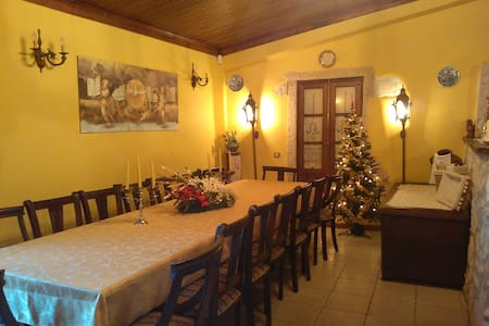Rustic country house - Ansião (40min from Coimbra) - Santiago da Guarda - Villa