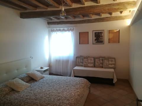 Appartamento nel Convento delle Lucrezie
