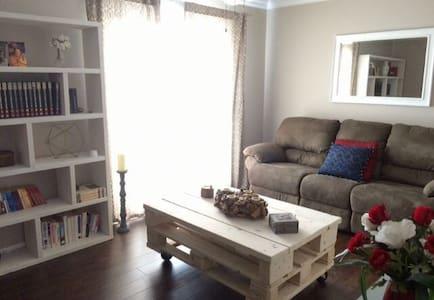 Bel appartement ensoleillé - Montréal