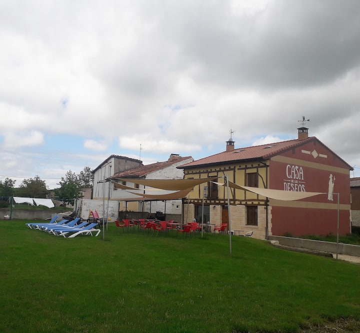 Casa Rural, naturaleza y tranquilidad asegurada