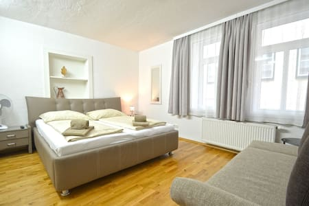 Apartment Kreuzgasse - TOP 2 / in the town of Zell - Zell am See - Pis