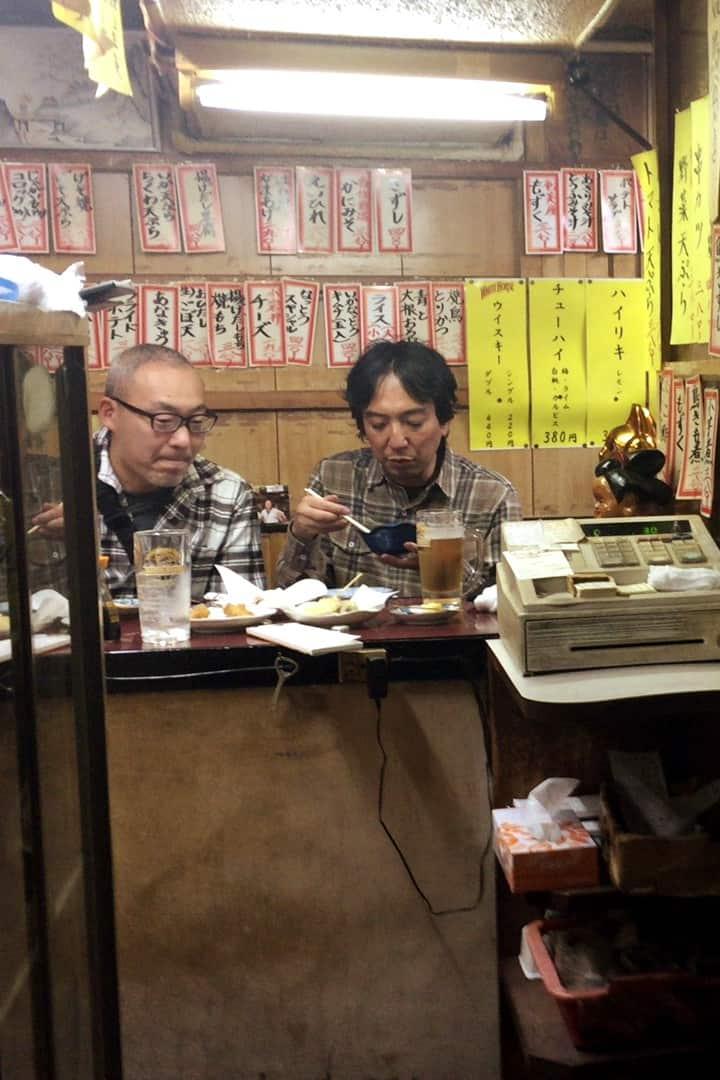 only Japanese customer