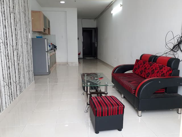 20%off for first 3 guest at Triti's cozy apartment