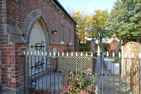 Amazing detached Chapel.  Recently renovated. - Pocklington - Casa