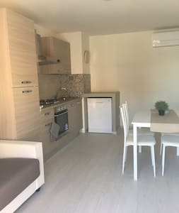 Gabicce Mare: Sea wiew apartment in center town