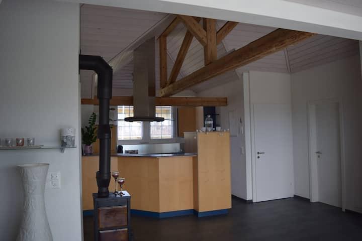 3.5 Zimmer Wohnung mit Balkon