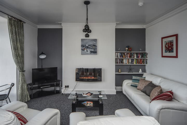 Seabrin  apartment (2 bedroom) - Aberystwyth - Apartment