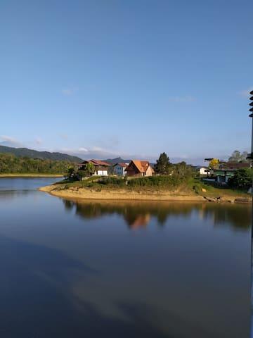 Casa Barragem Palmeiras