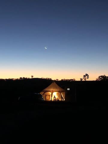Bukirk Glamping  Araucana Tent