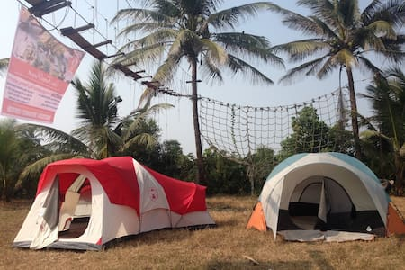 OAC private Tent