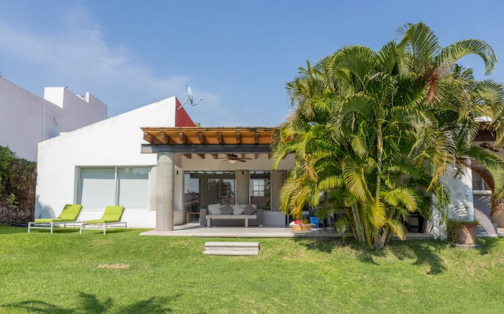 Hermosa casa con Jardín y Piscina en Xochitepec