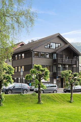 Studioappartment in the heart of Voss