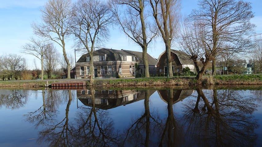 Beautiful apartment 'Geinzicht', near by Amsterdam