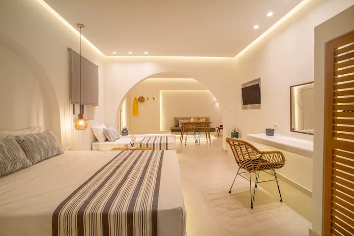 Margarenia Trible Bed Hotel Aparntment