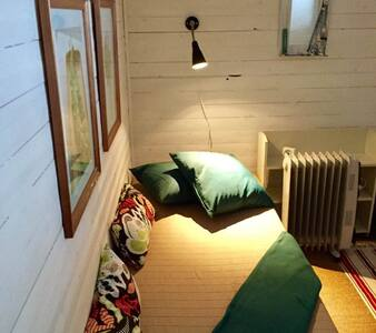 Nice room close to Shools and Stockholm fair. - Botkyrka - Gästehaus