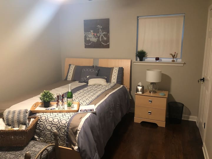 Spacious Ranch BR by CLT Airport & Whitewater Cntr