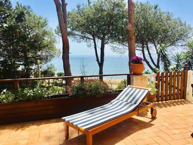 Villa Fiorella  - vista panoramica in pieno centro