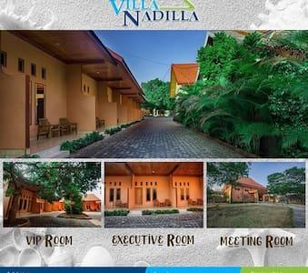 Vila Nadila, Place like your home.