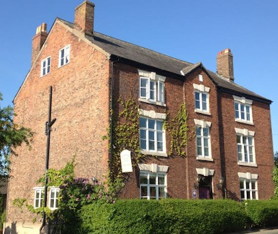 B&B near Knutsford-Double/Twin Room - Pickmere - Bed & Breakfast