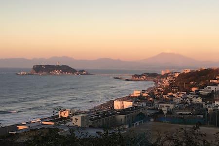 【GoTo適用】海や江ノ島、富士山が一望できる山の上のリゾートATTA HOTEL INAMURA