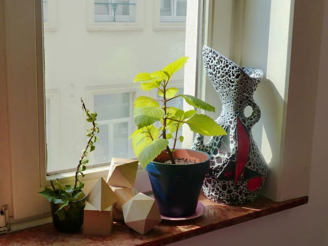 Bright flat in heart of city center - Bruxelles - Wohnung