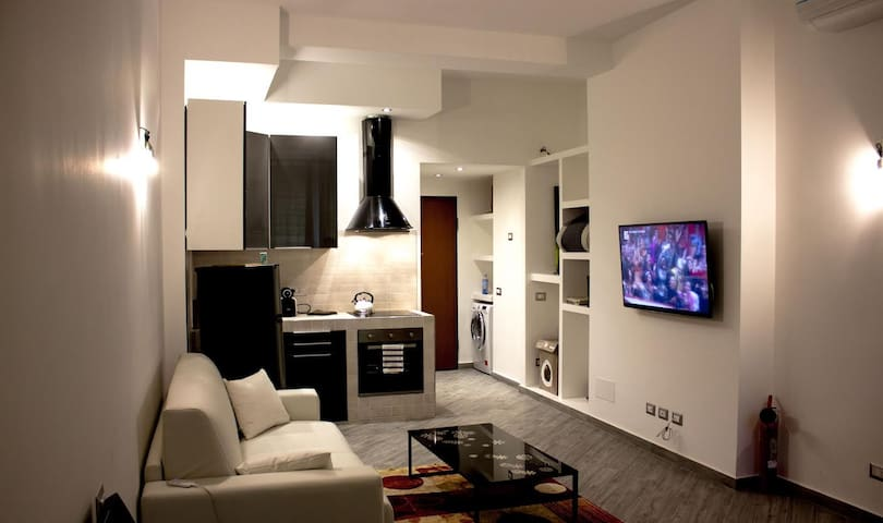 NEW OPEN SPACE NEAR MILAN CENTRAL STATION - Milano - Apartment