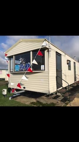 Caravan for hire Martello Beach Clacton