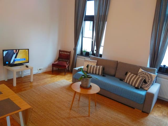 Amazing apartment close to the city centre